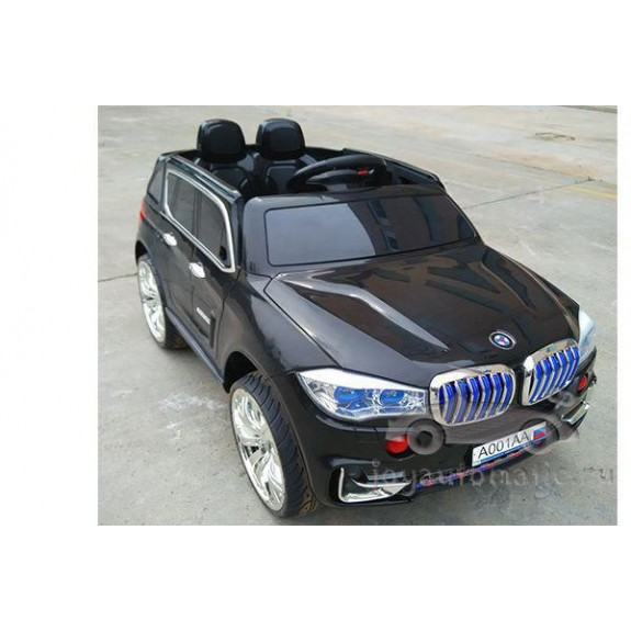 Детский электромобиль на_аккумуляторе BMW X5M