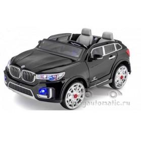 Детский электромобиль на_аккумуляторе BMW X7 2х местный
