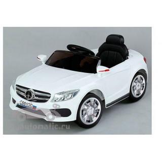 Детский электромобиль с пультом управления Mercedes Cabrio