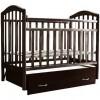 Кровать Алита6 (махагон)