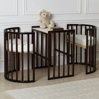 Детская овальная кроватка Roxie Incanto