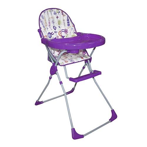 Стульчик для кормления (фиолет.)