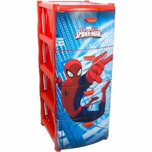 Комод Человек паук red