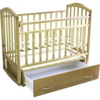 Кровать Алита4 (бук)