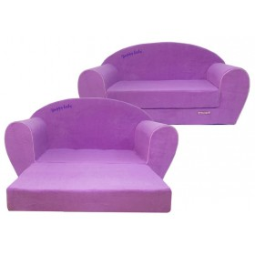 """Игровой диван """"Happy babby"""" (фиолетовый)"""