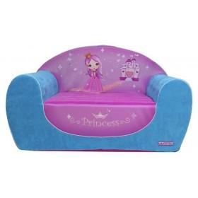 """Детский диванчик """"Принцесса"""""""