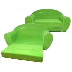"""Игровой диван """"Happy babby"""" (зелёный)"""