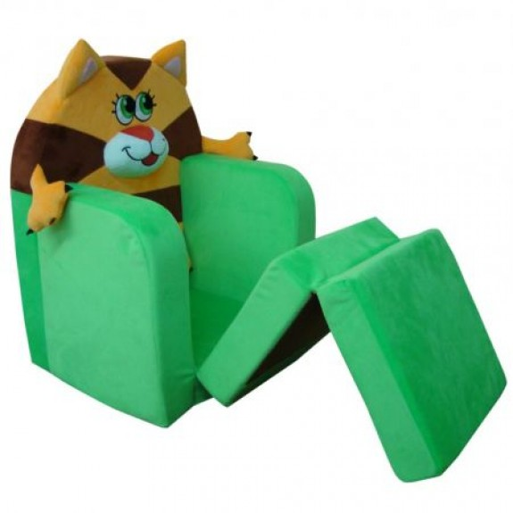 """Детское кресло кровать """"Кузя"""""""