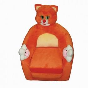 """Детское складное кресло """"Кот"""""""