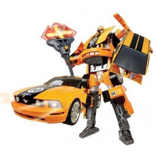 Робот-трансформер Ford Mustang FR500C 50170