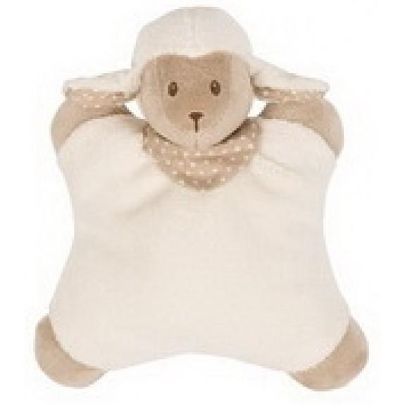 Мягкая игрушка Детская игрушка-подушка Овечка Nattou 211062