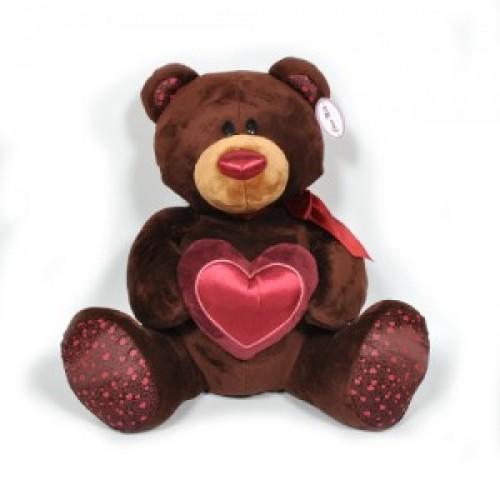 """Мягкая игрушка """"Мальчик CHOCO с сердцем"""""""