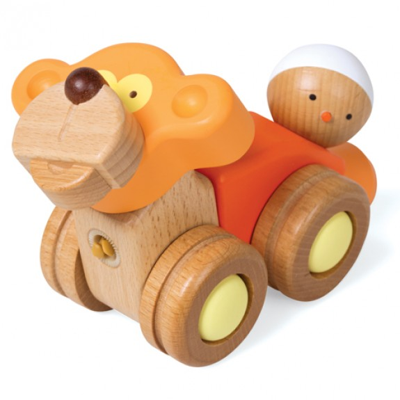Конструктор Обезьяна EQB CAR-Monkey