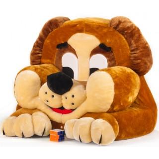 """Мягкая игрушка Кресло """"Собака большая"""""""