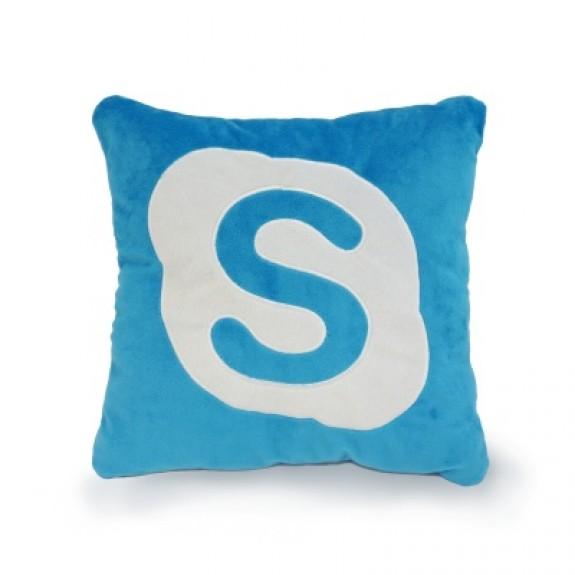 """Подушка """"Skype"""""""