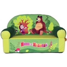 Мягкая игрушка Диван Маша и Медведь