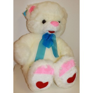 "Мягкая игрушка ""Медведь Ванюша Белый"""