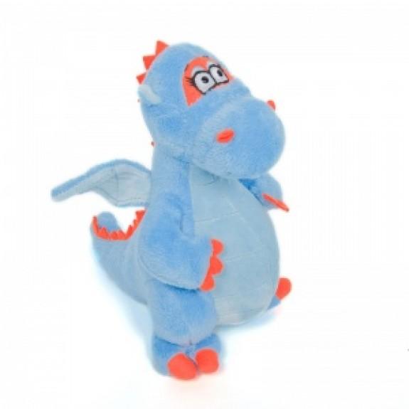 "Мягкая игрушка ""Дракоша синий"""