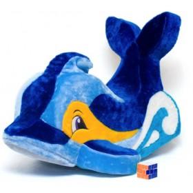 """Мягкая качалка """"Дельфин"""""""