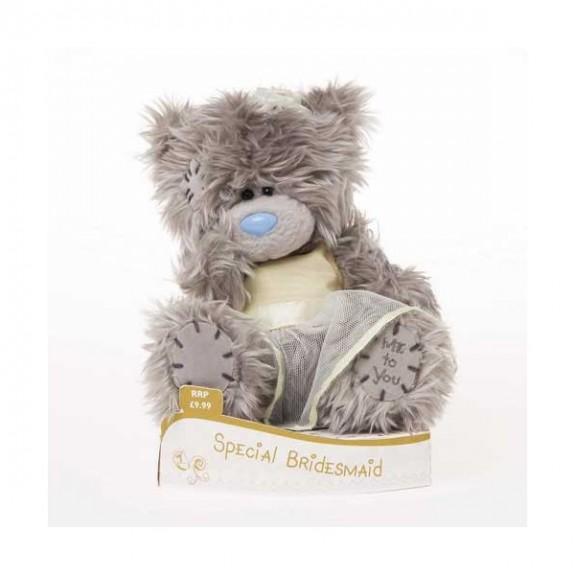 """Мягкая игрушка Медведь """"Me to You"""" подружка невесты"""