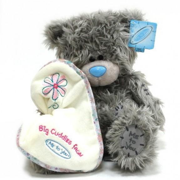 "Мягкая игрушка Медведь ""Me to You"" с одеяльцем ""A hug from MTY"""