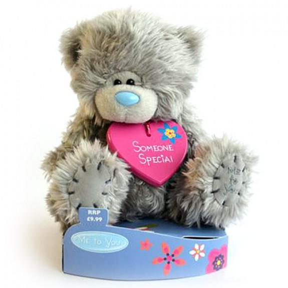 """Мягкая игрушка Медведь """"Me to You"""" с подвеской SONE SPEC"""