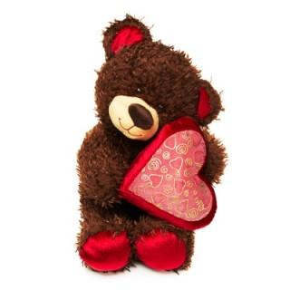 """Мягкая игрушка Медвежонок """"Чиба с сердцем"""""""