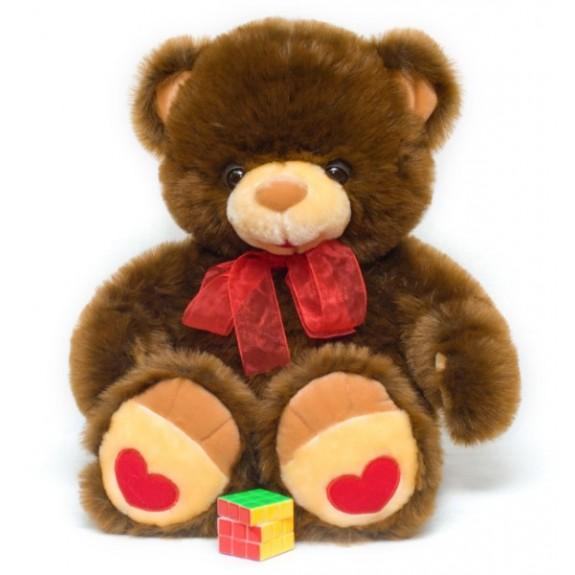 """Мягкая игрушка """"Медвежонок Ванюша Средний"""""""