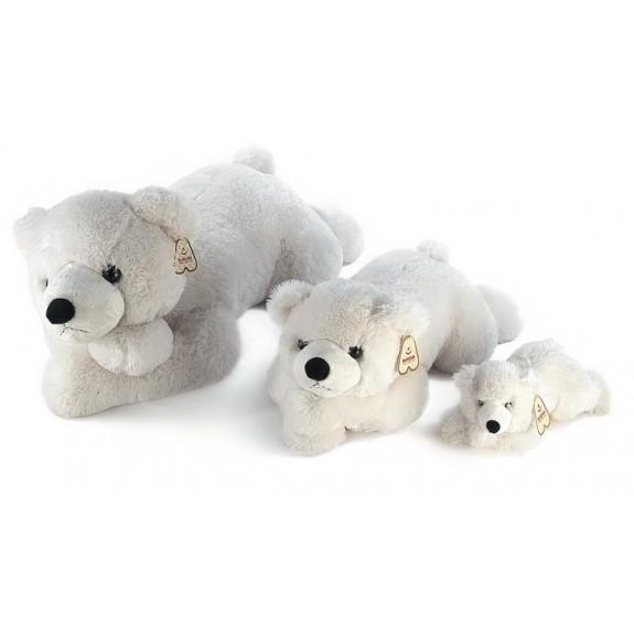 """Мягкая игрушка """"Медведь белый"""""""