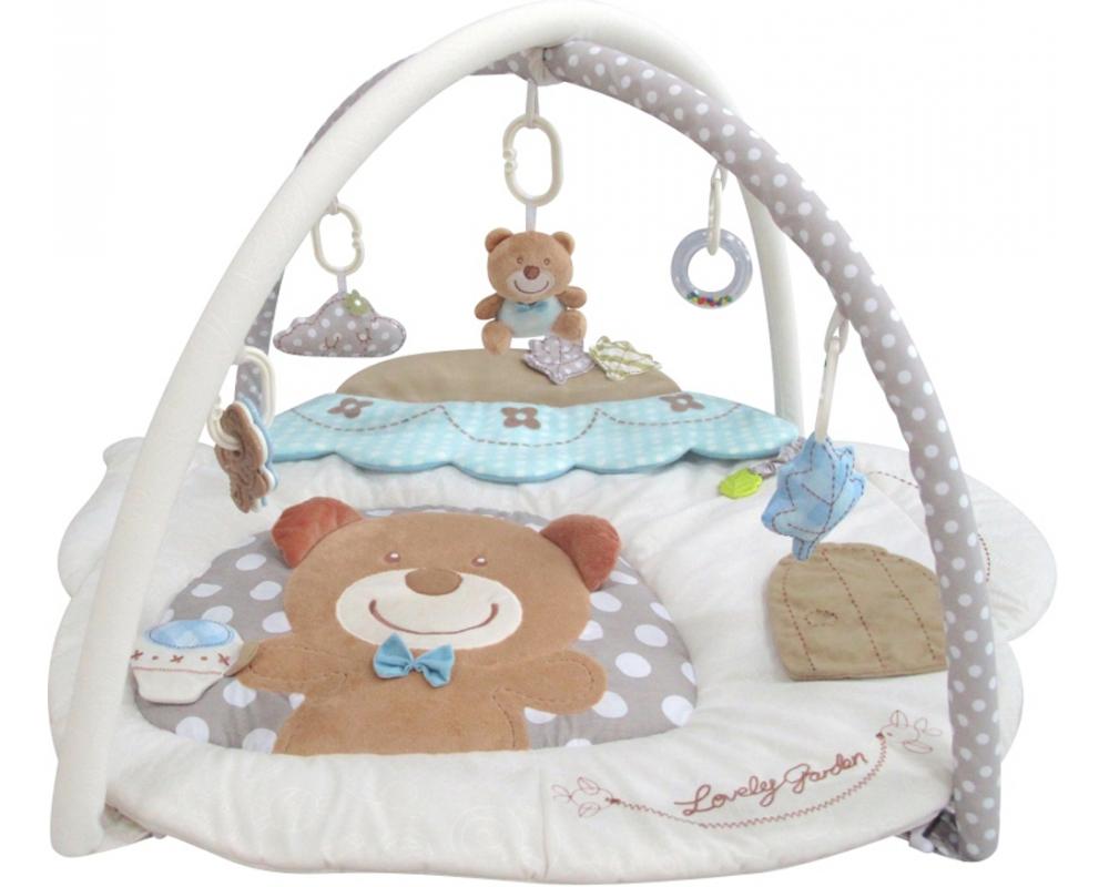 Развивающий детский коврик 2-6 месяцев